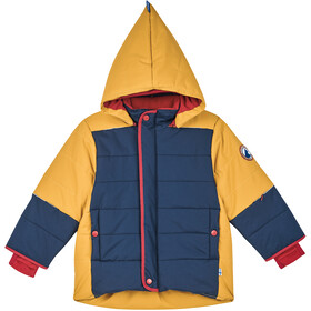 Finkid Koira Husky Winter Jacket Kids navy/red